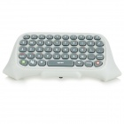 DOBE TYX-517 47-Key Keyboard for XBOX 360 / XBOX 360 Slim - White