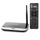 Q7V RK3188 Quad-Core Android 4.4 Google TV Player w/ 2GB RAM, 8GB ROM, Remote Controller, US Plug