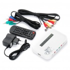 NBOX N32 RM/RMVB/MPEG/H.264 Media Player with SD/USB Host/YPbPr/AV (PAL/NTSC)