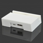 5V / 1A ABS Charging Dock Station Stand for Motorola NEXUS 6 - White