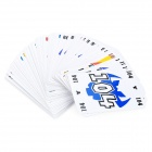 6 Nimmt Card Board Game for All Ages - White (104-Card)