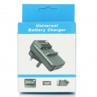 US Plug Battery Charger + 3.85V/4500mAh Battery + EU Plug Converter Set for Samsung Galaxy Note 4