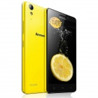 "Lenovo K3 Android 4.4 Quad-core 64bit 4G Smartphone w/ 5.0"" IPS, 16GB ROM, WiFi, GPS, BT - Yellow"