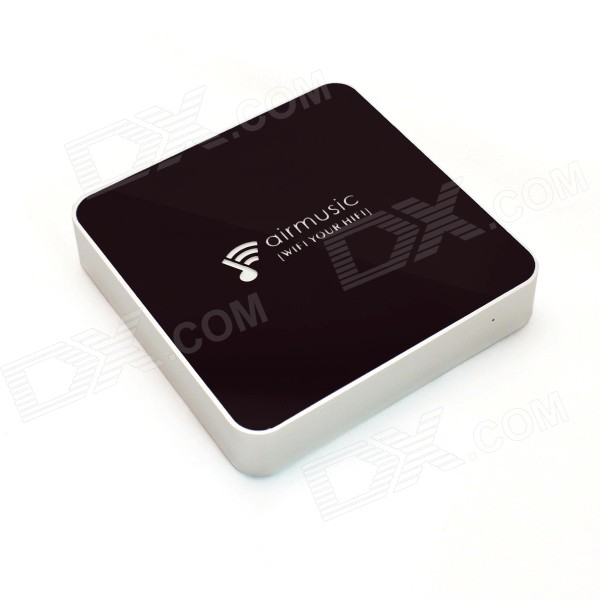 KT06 HIFI music box wi-fi-versterker voor iOS android windows - wit
