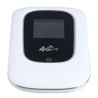 "1.45"" 6-norm 11-Frequency 10-gebruiker 4G LTE FDD-wi-fi router - wit"