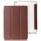 Mr.northjoe 3-Fold Protective PU Leather Flip Open Case w/ Stand w/ Auto Sleep for IPAD AIR 2