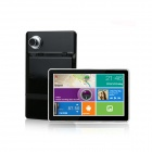 "7"" Screen HD Android GPS Navigator w/ Car DVR / 512MB RAM / 8GB Flash Memory / Wi-Fi / EU Map"