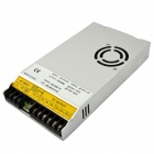 KDR1230 12V 30A 360W Switching Power Supply w/ Fan - Silver
