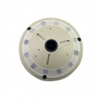 "ZONEWAY HF-TA2201 1/3"" CMOS 1.3MP fisheye panoramisch IP-camera"