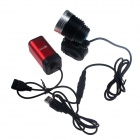 ZHISHUNJIA 360' Rotating 880lm 6-Mode White USB Powered Bike Headlamp