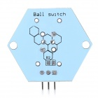 Tilt Switch Sensor Module for Arduino - White + Black (Works with Official Arduino Boards)