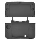 Protective Silicone Full Body Case Shell for 3DS XL - Black