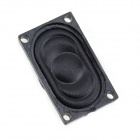 JTRON 1W 8ohm 25 x 15 mm Notebook Speaker - preto