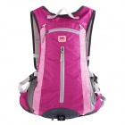 NatureHike-NH Ergonomic Outdoor Sports Shoulders Bag Backpack - Deep Pink (15L)
