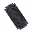 Jtron 1W 8ohm 16mm x 35mm Rectangle Mobile TV Small Speaker - Black