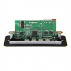 "USB Bluetooth v2.1+EDR Adapter and 5V 1.4"" LED MP3 Module Kit w/ Remote Control"