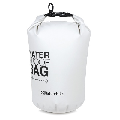 NatureHike Sports Drifting Waterproof Storage Bag - White (5L)