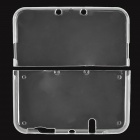 Protective TPU Full Body Case Shell for 3DS XL - Transparent
