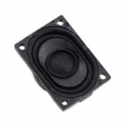 Jtron 5W 28mm x 40mm 8ohm Small Notebook Speaker - Black