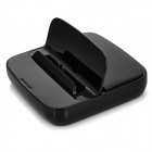 EDD-D100BE Charging Dock Station + Cable Set for Google Nexus 6 - Black