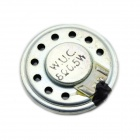 Jtron DIY 0.5W 8ohm 28mm Speaker Module - Silver