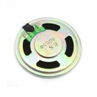 Jtron Utrathin 8ohm 0.5W Mobile DVD Small Speaker - Black