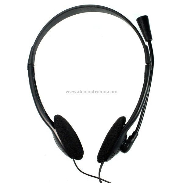 Stereo VOIP Headset with Mic (CD610)