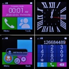 GV08+/Aplus GSM Smart Watch Phone w/ 64MB RAM, 128MB ROM - White