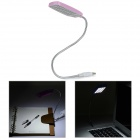 Touch Switch USB LED Night Lamp Cold White 19000K 42lm 3-Mode