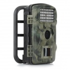 "RD1001W Waterdichte 2.4"" TFT 5.0MP Wide Angle Camera - Army Green"
