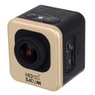 "1.5"" LCD, 12/3"" CMOS, 170 Degrees Wide Angle, 4X Digital Zoom, NTK96655+AR0330 Scheme"