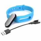 XiaoMi Band Bluetooth V4.0 Waterproof Smart Bracelet - Blue