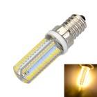 Marsing E14 9W LED Bulb Warm White Light 3500K 800lm SMD 3014 - White + Yellow (AC 220~240V)