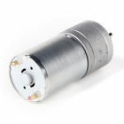 25GA 25mm 12V 1000RPM Powerful High Torque DC Gear Box Replacement Motor - Gray
