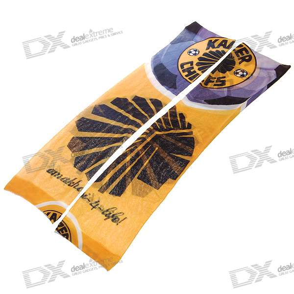 Colorful Tattoo Style Sleeves Arm Stockings - Kaizer Chiefs