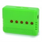 WLtoys X5 5-in-1 Battery Charger for Hubsan / Wltoys / UDI / FY / YIZHAN / JXD / Syma / JJRC / DFD