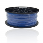 1.75mm Diameter 3D Printer Supplies PLA Cable - Blue (300m)