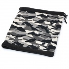 Multifunctional Fleece Hat / Face Mask / Neck Warmer Scarf - ACU
