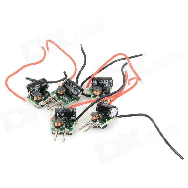 JRLED MR16-9W Power Driver for Light Lamp Bulb (DC 12~14V / 5PCS)