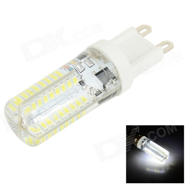 JRLED G9 4.5W LED Dimmable Lamp Bluish White 350lm SMD 3014 (AC 220V)