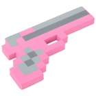 EVA Sponge Gun Toy for Children / Kids - Pink