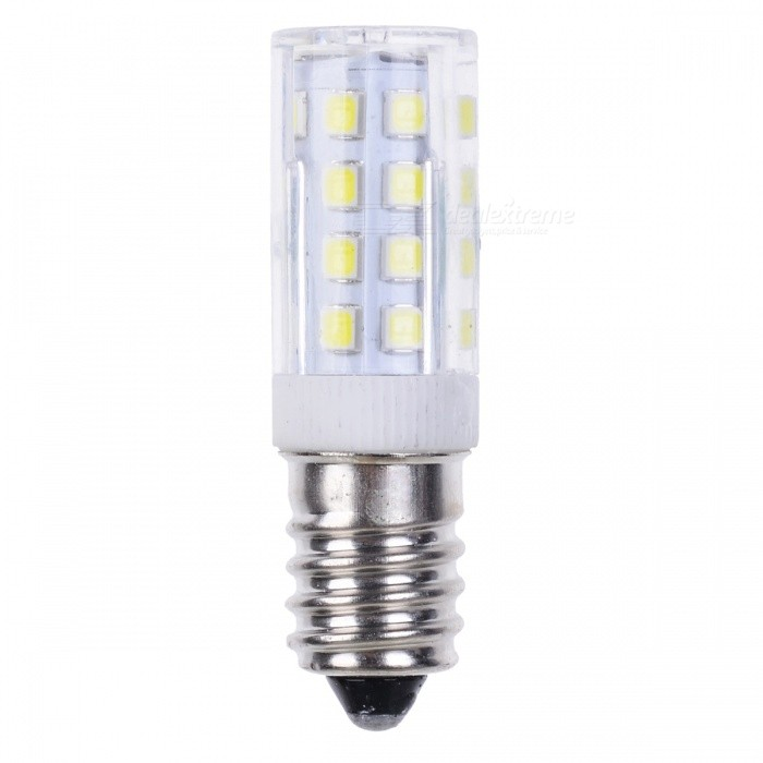 JR-LED E14 5W Lâmpada LED Neutro Luz branca 400lm SMD 2835 (AC 220V)