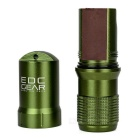 EDCGEAR Waterproof Outdoor Survival Storage Container Set - Army Green