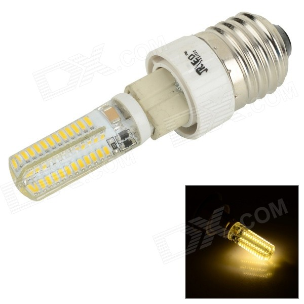 JRLED G9 6W Lamp Warm White 500lm SMD 3014 w/ G9 to E27 Adapter