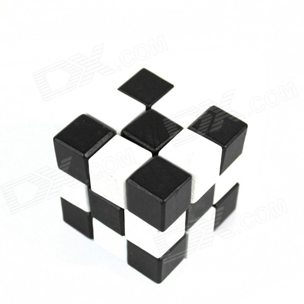 Educational Wooden Magic Cube Square Toy -