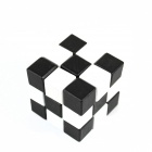 Buy Educational Wooden Magic Cube Square Toy - Black + White
