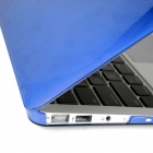 "3-в-1 Case Keyboard Plug для MACBOOK AIR 11.6"" - Deep Blue"