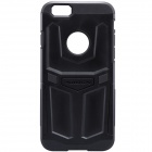 NILLKIN Stronger Series TPU + PC Back Cover Case Armor for IPHONE 6 Plus - Black