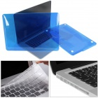 Mr.northjoe cristal Hard Case + teclado capa + conjunto anti-poeira Plug para RETINA MACBOOK PRO 13,3""