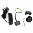 DVB-T2 / DVB-T Portable Digital TV Receiver Tuner for Android Phone / Tablet PC with OTG - Black